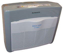Surround Air XJ-3000E Multi-Tech Air Purifier SURR002