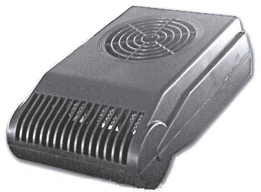Wagan 9933 Mobile Heater and Defroster WGN125