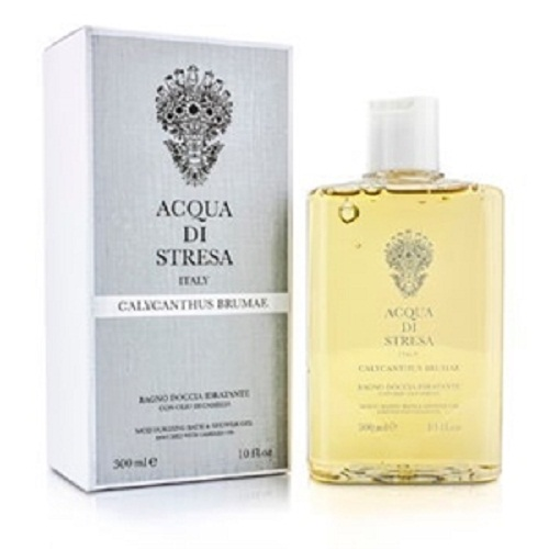 Acqua Di Stresa 180903 Calycanthus Brumae Moisturizing Bath & Shower Gel, 300 ml-10 oz