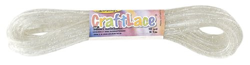 CraftLace Hank Sparkle Holographic - 10 yds - Pack of 24