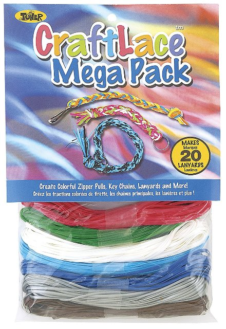 CraftLace Maga Pack Opaque - Pack of 18