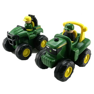 John Deere 37747A Monster Tread Push & Roll, Pack of 4