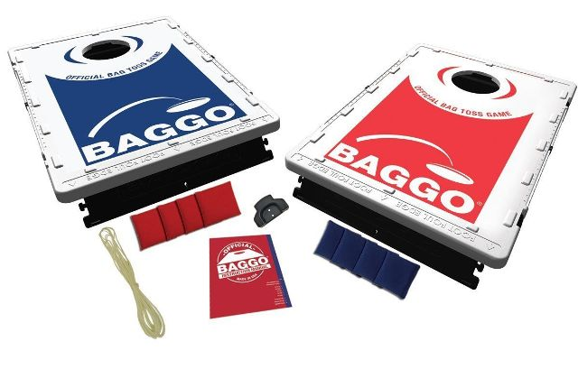 Baggo 2020 33.5 x 22 x 3 in. Bag Toss Game