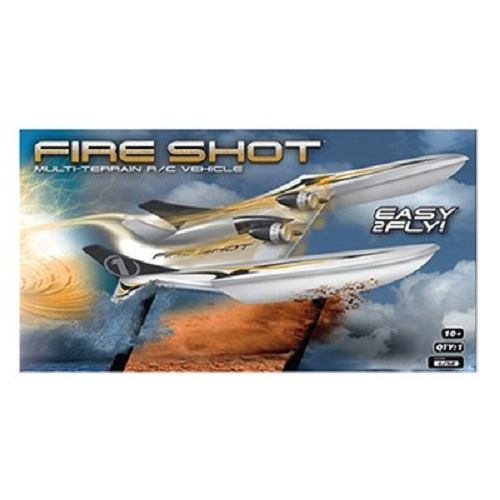Estes Cox 4812 Fireshot Multi-Terrain Remote Controlled Vehicle