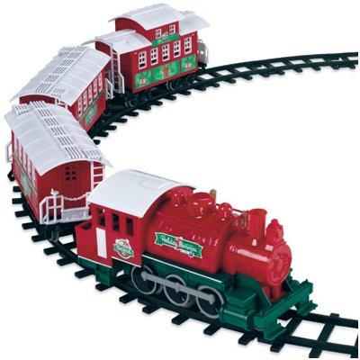 Lionel 933024 Lionel, 4 Piece - G Gauge Christmas Train Set