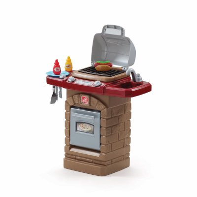 Step 2 831700 Fixin Fun Outdoor Grill
