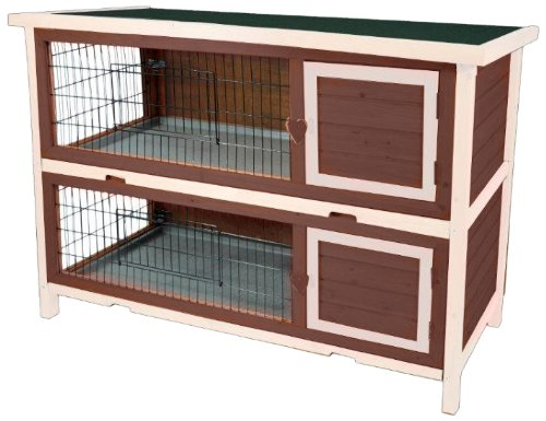 Advantek 21808A Duplex Rabbit Hutch