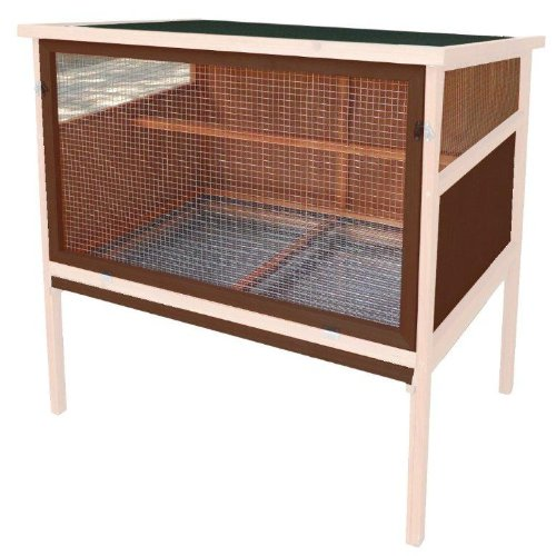 Advantek 21837A The Urban Coop Poultry Hutch