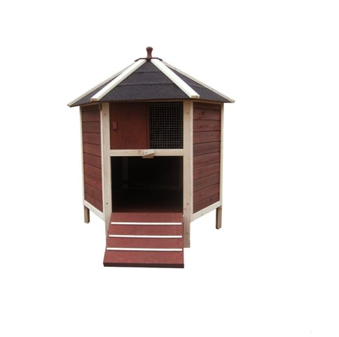 Advantek 21930A The Tower Poultry Hutch