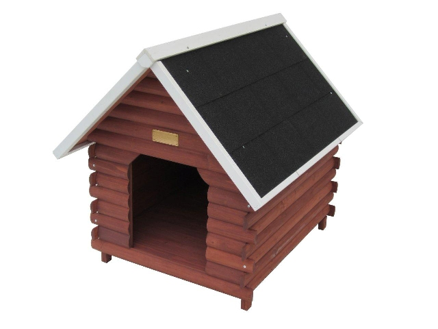 Advantek 21854A The Mountain Cabin Dog House