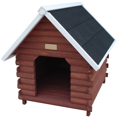 Advantek 21855A The Mountain Cabin Dog House - Large