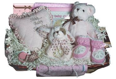 Baby Gift Idea IRCLES Little Dottie Basket