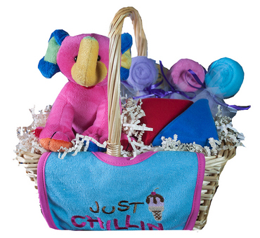 Baby Gift Idea CHILLING Great Arrivals Gourmet - Grillin And Chillin