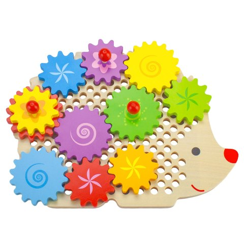 BrybellyHoldings TCDG-009 Wooden Wonders Gizmo the Hedgecog Gear Puzzle