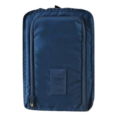 Best Desu 08102015DB Travel Shoe Organizer - Dark Blue