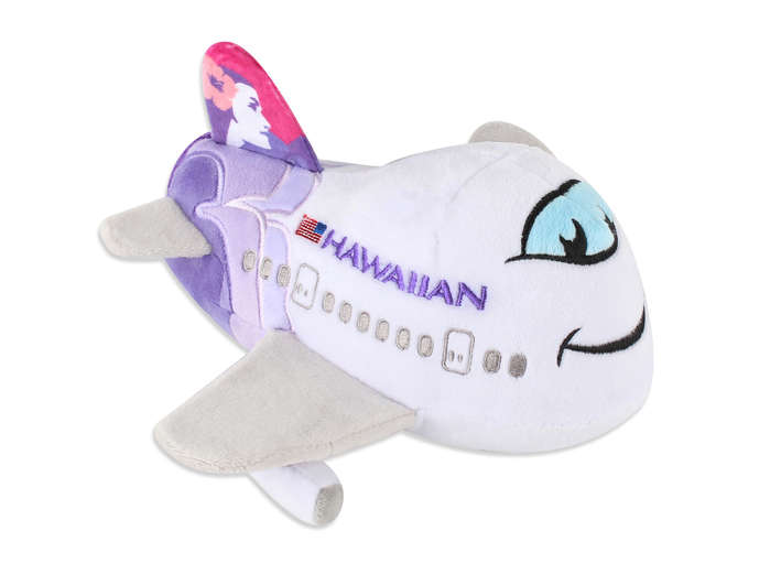 Plush Toys MT026 Hawaiian Airlines Plush Airplane