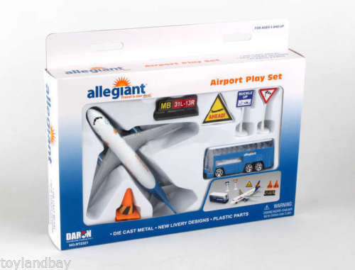 Realtoy RT2321 Allegiant Playset