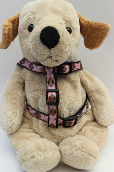 Diva Dog 506 Argyle Step-In Harness