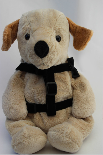 Diva Dog 509 Bowtie Step-In Harness