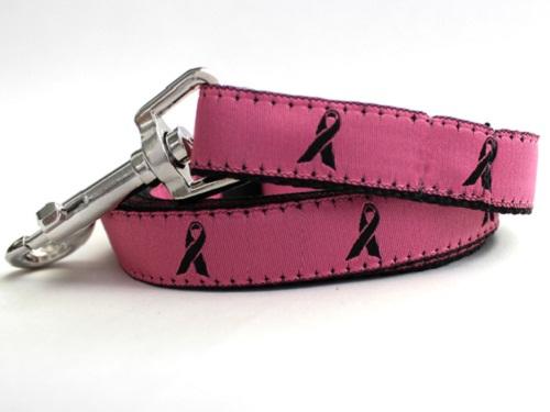 Diva Dog 842 Cancer Awareness Pink Dog Leash DVDG924