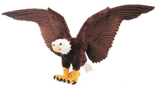 Fiesta Toys A03819 Stuffed Eagle Toy, 48 in.
