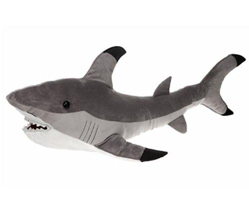 Fiesta Toys A46915 Gray Shark, 40 in.