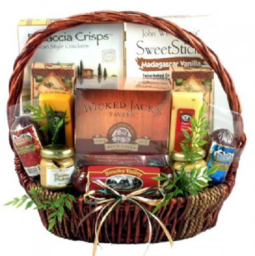 Gift Basket Village ItAGuTh-2015 Its A Guy Thing, Gift Basket For Guys