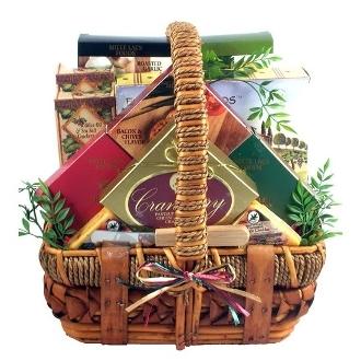 Gift Basket Village ChLo Cheese Lover Gift Basket
