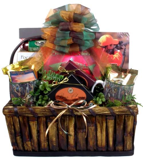 Gift Basket Village DeHuGiBa Deluxe Hunting Gift Basket