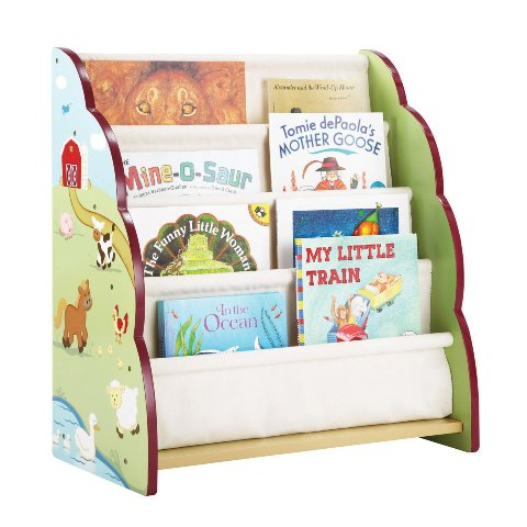 Guidecraft G86700 Farm Friends Book Display