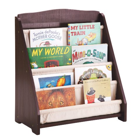 Guidecraft G87302 Expressions Book Display: Espresso