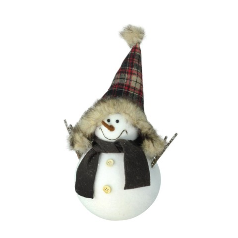 NorthLight 9 in. Snowman Christmas Tabletop Decoration