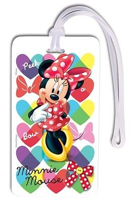 NDC 0-79568-26514-5 Backpack ID Tag - Minnie