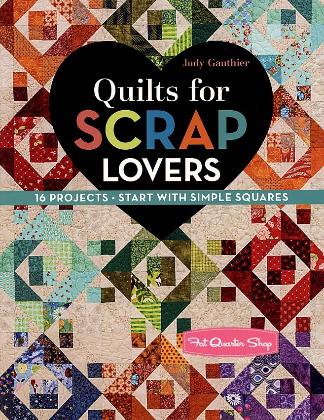 C&T Publishing CT-11147 Publishing - Quilts for Scrap Lovers