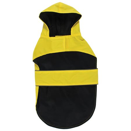 BH Pet Gear JW3000L-1423 Jelly Wellies Classic Raincoat Large, Yellow - 17 in.