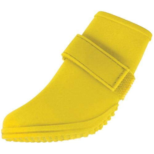 BH Pet Gear JW7200M-1521 Jelly Wellies Boots Medium, Yellow - 2.5 in.