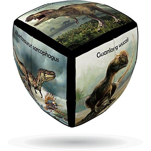 Dinosaurs V-Cube 2b