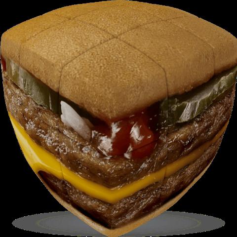 Burger V-Cube 3b
