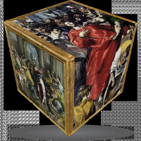 El Greco V-Cube 3