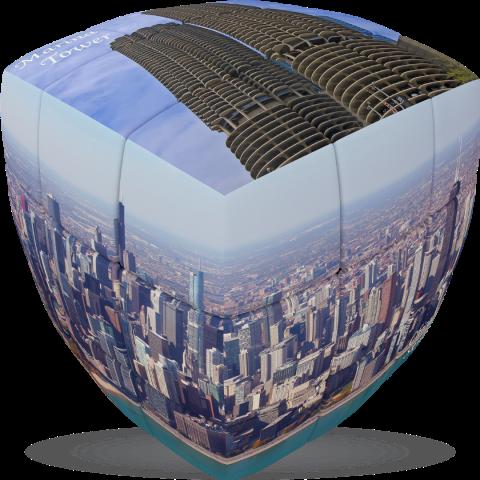 Chicago V-Cube 3b