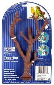 Penn Plax BA075 Small Tree-Top Perch - 8.5 in.