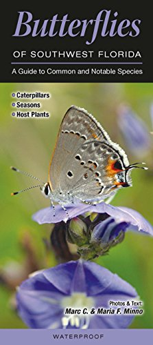 Quick Reference Publishing QRP115 Butterflies of the Southwest Florida
