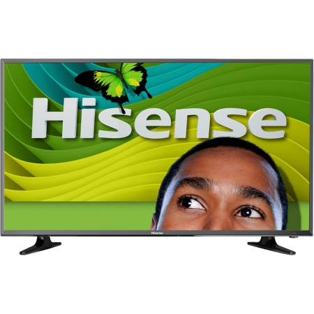 Hisense 32H3B1 32 in. LED HDTV 720p Roku Ready 3-HDMI 1-USB PC 1-Composite & 1-Component