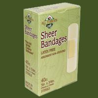 Image of All Terrain 5004 Sheer Bandages .75 x 3