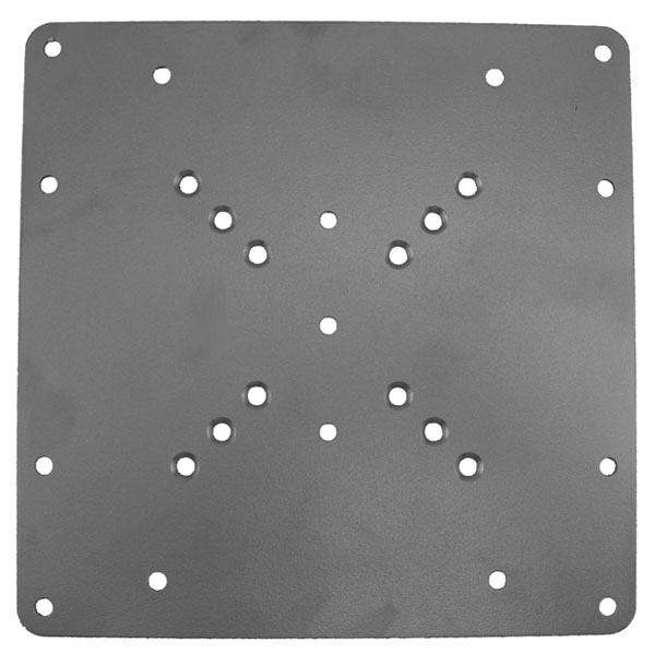 Arrowmounts AM-201C Vesa Conversion Plate for Wall Mounts to extend to 200 x 200 mm