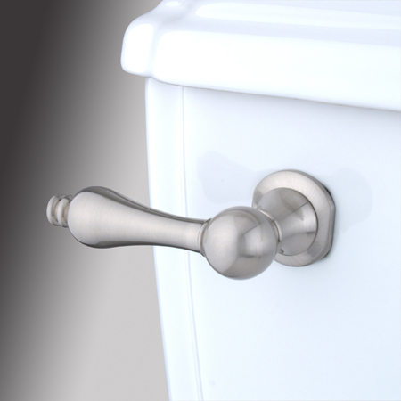 Kingston Brass KTAL8 Victorian Tank Lever - Satin Nickel