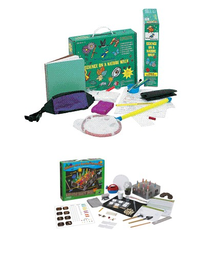 The Young Scientists Club CM-925-NS  Nature Series - 2 Kits
