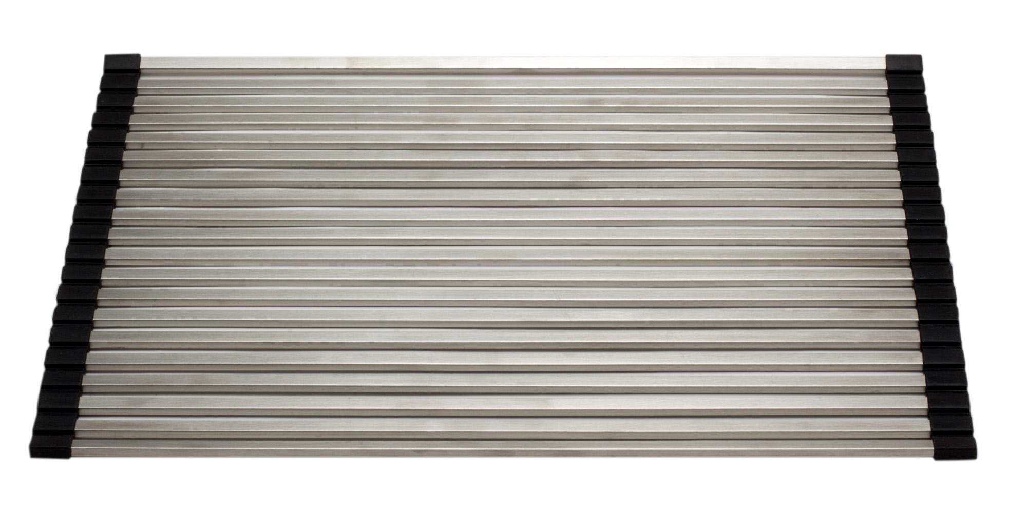 ALFI brand ABDM1813 18 x 13 in. Modern Stainless Steel Drain Mat for Kitchen