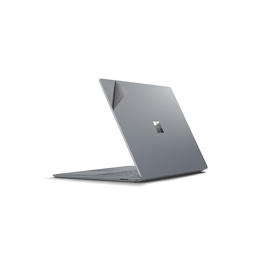 JCPal JCP5200 Flex Guard Protective Set for Microsoft Surface Laptop 1 & 2, Platinum