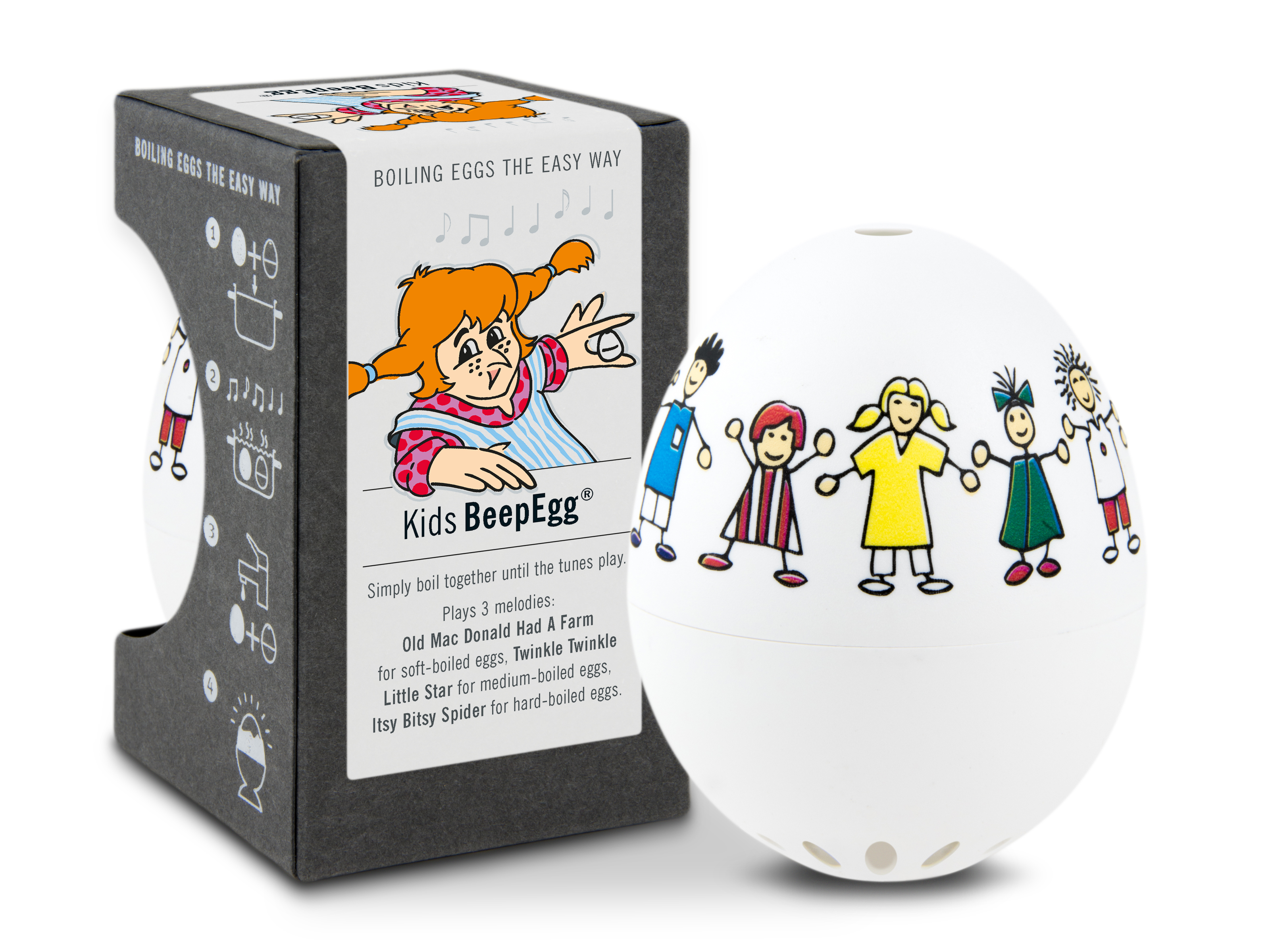 Brainstream A004619 Kids Beep Egg